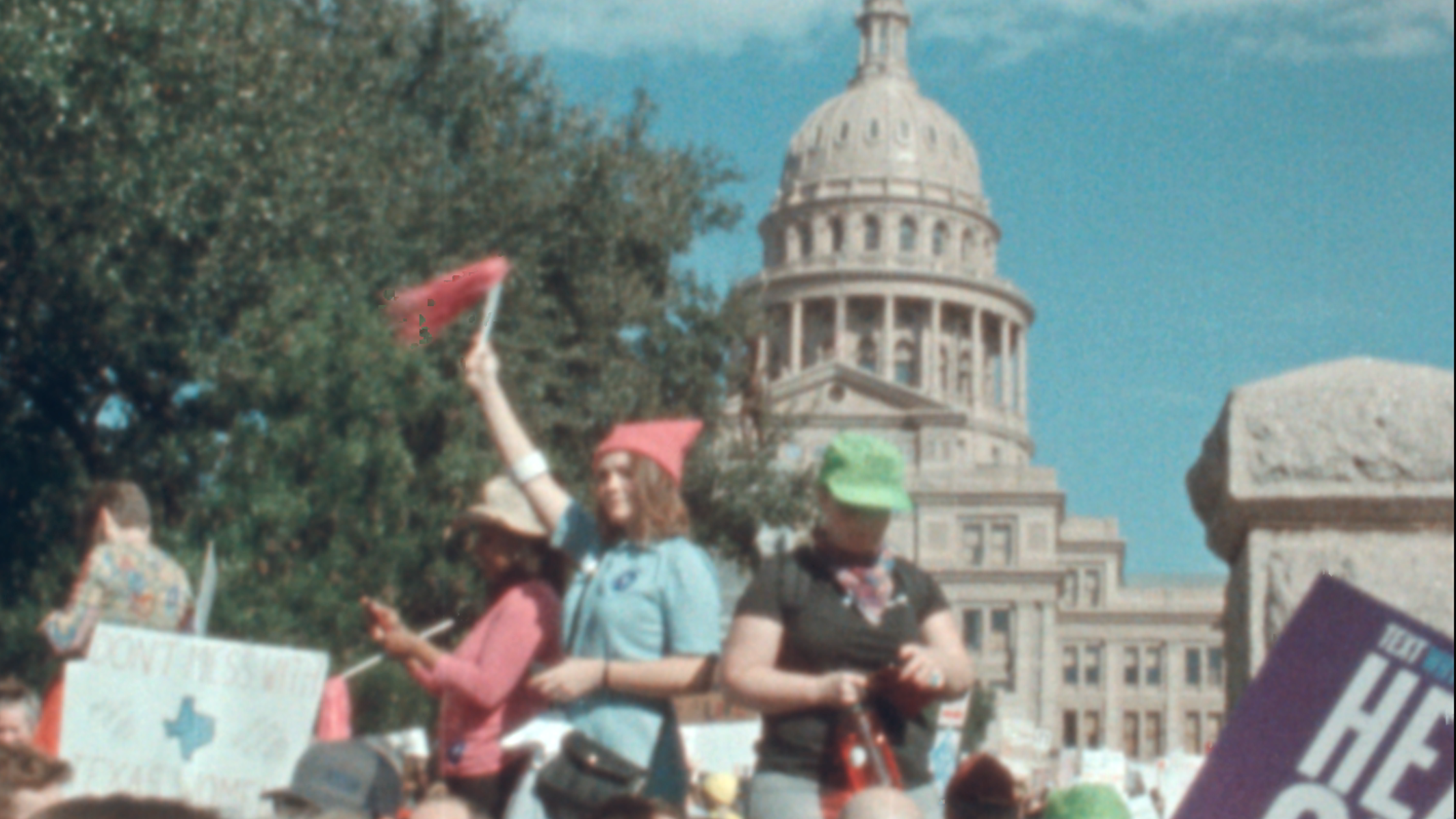 Inauguration & Women's Marches - Austin - Jan 2017
